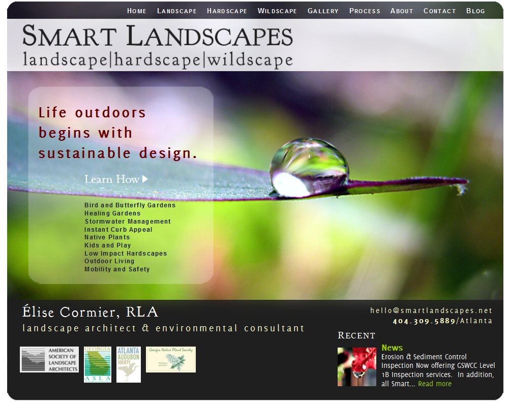 Smart Landscapes - Landscape Architect