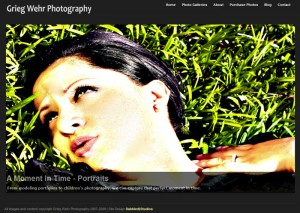 New website: Grieg Wehr Photography