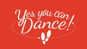 Logo for Yes You Can Dance